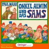 Onkel Alwin und das Sams / Das Sams Bd.6 (MP3-Download)