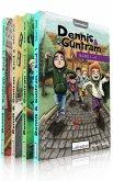Dennis und Guntram - Sammelbox (Band 1-4) (eBook, ePUB)