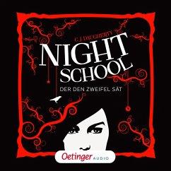 Der den Zweifel sät / Night School Bd.2 (MP3-Download) - Daugherty, C. J.