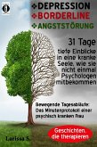 DEPRESSION – BORDERLINE – ANGSTSTÖRUNG (eBook, ePUB)