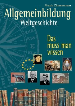 9783401509266 - Zimmermann, Martin: Allgemeinbildung. Weltgeschichte - Buch
