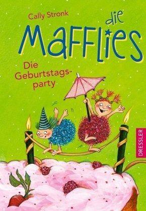 Buch-Reihe Die Mafflies
