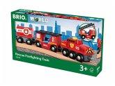 BRIO 33844 - Feuerwehr Löschzug