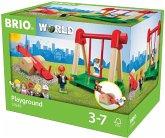 BRIO Village Spielplatz