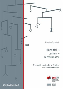 Planspiel - Lernen - Lerntransfer (eBook, ePUB)