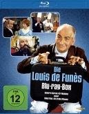Die Louis de Funes Blu-ray Box (3 Discs)