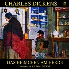 Das Heimchen am Herde (MP3-Download) - Dickens, Charles