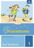 Pusteblume. Das Sachbuch 1. Schülerband. Baden-Württemberg