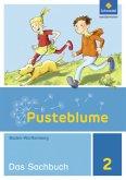 Pusteblume. Das Sachbuch 2. Schülerband. Baden-Württemberg