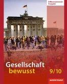 Gesellschaft bewusst 9 / 10. Schülerband. Niedersachsen