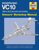 Vickers/BAC VC10 Manual: All Models and Variants