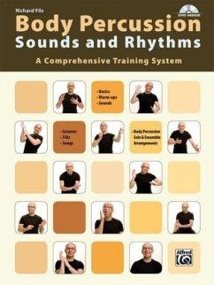 Body Percussion: Sounds and Rhythms, m. 1 DVD - Filz, Richard