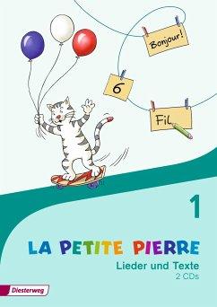 Lieder und Texte, 2 Audio-CDs / La Petite Pierr...