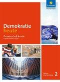 Demokratie heute 2. Schülerband. Baden-Württemberg