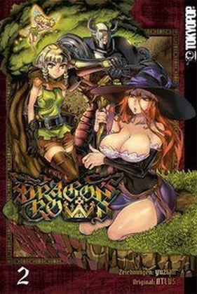 Buch-Reihe Dragon's Crown