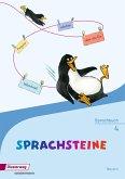 SPRACHSTEINE Sprachbuch 4. Bayern