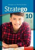 Stratego 10. Arbeitsheft. Übungen zum Rechtschreiben