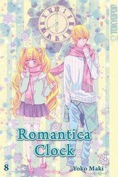 Tokyopop Romantica Clock / Romantica Clock Bd.8