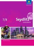 Seydlitz Geografie 7 / 8. Schülerband. Berlin und Brandenburg