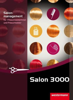 Salon 3000. Schülerband. Salonmanagement - Venino-Hessberger, Margit; Freudenstein, Jürgen