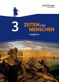 Zeiten und Menschen N 3. Schülerband. Geschichtswerk. Gymnasium (G9). Niedersachsen