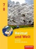 Heimat und Welt Geografie 7 7 8. Schülerband. Sekundarstufe 1.Berlin und Brandenburg