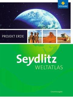 Seydlitz Weltatlas Projekt Erde - Aktuelle Ausgabe
