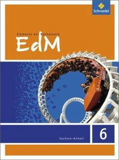 Elemente der Mathematik 6. Schülerband. Sekundarsufe 1. Sachsen-Anhalt