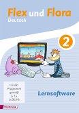 Lernsoftware 2, 1 CD-ROM / Flex und Flora - Deutsch