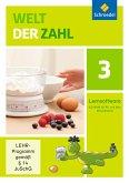 3. Schuljahr, 1 CD-ROM / Welt der Zahl, Allgemeine Ausgabe 2015 Bd.3