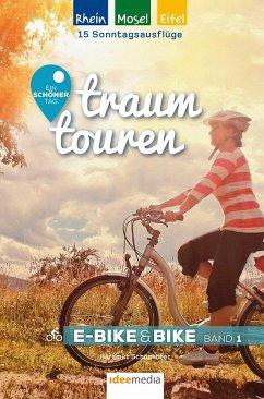 Traumtouren E-Bike & Bike Band 1 - Schönhöfer, Hartmut