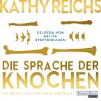Die Sprache der Knochen / Tempe Brennan Bd.18 (MP3-Download)