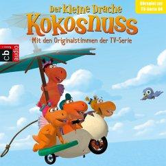 Der Kleine Drache Kokosnuss - Hörspiel zur TV-Serie 04 (MP3-Download) - Siegner, Ingo
