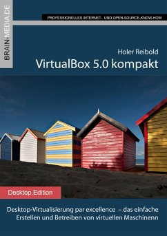 VirtualBox 5.0 kompakt (eBook, PDF)