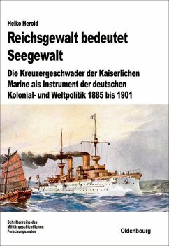 Reichsgewalt bedeutet Seegewalt (eBook, PDF) - Herold, Heiko