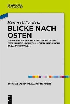 Nationalistische Intellektuelle in der Slowakei 1918-1945 (eBook, ePUB) - Witt, Sabine