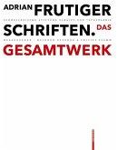 Adrian Frutiger - Schriften (eBook, PDF)