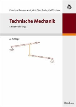 Technische Mechanik (eBook, PDF) - Brommundt, Eberhard; Sachs, Gottfried; Sachau, Delf