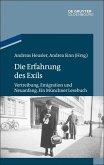 Die Erfahrung des Exils (eBook, PDF)