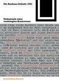 Die Bauhaus-Debatte 1953 (eBook, PDF)