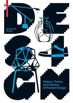 Design (eBook, PDF) - Bürdek, Bernhard E.