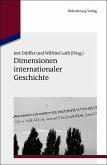 Dimensionen internationaler Geschichte (eBook, PDF)