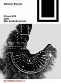 Vitruv NEU oder Was ist Architektur? (eBook, PDF)