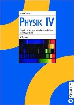 Physik IV (eBook, PDF) - Kalvius, Georg Michael