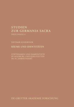Räume und Identitäten (eBook, ePUB) - Schiersner, Dietmar