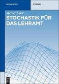 Stochastik für das Lehramt (eBook, PDF)