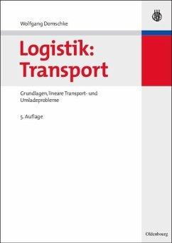 Logistik: Transport (eBook, PDF) - Domschke, Wolfgang