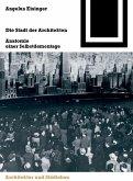 Die Stadt der Architekten (eBook, PDF)