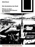 Die Architektur der Stadt (eBook, PDF)