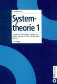 Systemtheorie 1 (eBook, PDF)